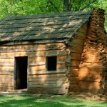 Abraham Lincoln Boyhood Home Luxury Log Cabins Chalets