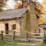 Abraham Lincoln Hood Home Indiana