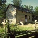 Abraham Lincoln Log Cabin And Farm Land For Sale The Fun Times