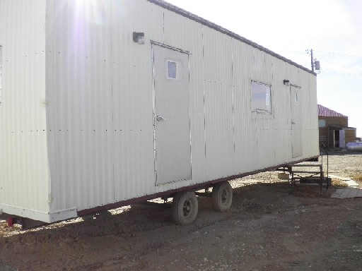 Acton Mobile Office Unit Home For Sale Henryetta