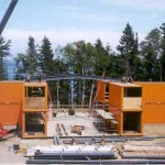 Adam Kalkin Maine Container House