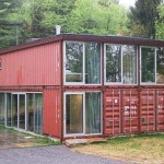 Adam Kalkin Used Six Containers Build His New Home Califon