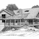 Adirondack Neville Log North Inc Homes