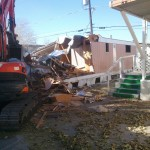 Adventures Hauling And Clean Mobile Home Demolition