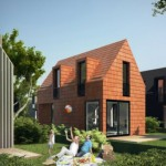 Affordable Nijmegen Prefab Home Flat Pack Homes