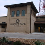 Alliance Bank Mazanec Construction