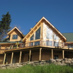 Alpenwald Village Southern Vermont Land And Log Homes For Sale