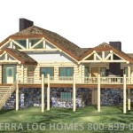 Alpine Sierra Log Homes