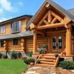 Amazing Mountain Log Home Spectacular View And Stunning Sunsets