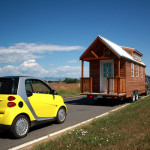 Amazing Protohaus Timber Trailer Home