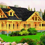 American Log Crafters Canada Usa Homes
