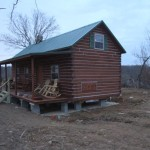 Amish Built Log Cabins Indiana