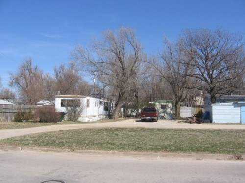 Anna Wichita Mobile Home Community Property