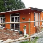Another Homestead Tiny House The Shipping Container Wilderwolf