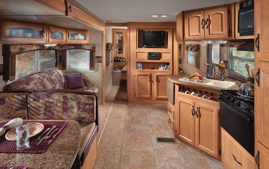 Another Really Nice Interior Picture Below Agree Keystone
