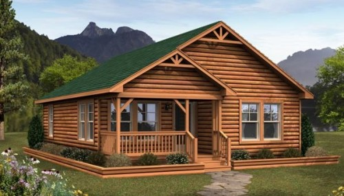 Answering The Big Questions About Modular Log Homes Lukor