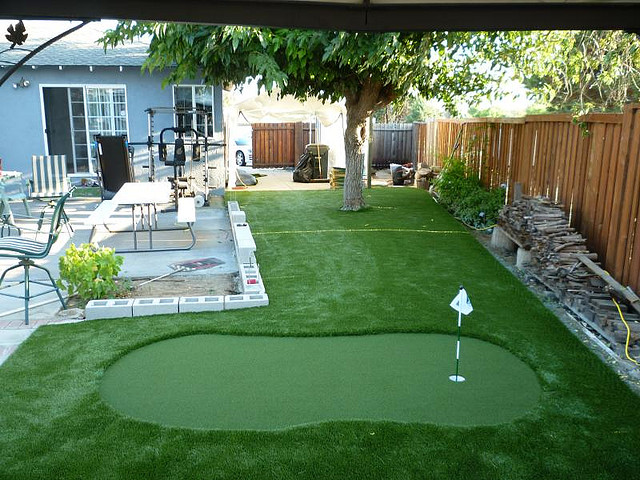 Antioch Home Putting Green Flickr Sharing