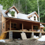 Appalachian Log Homes Asheville Handcrafted Heavy Timber