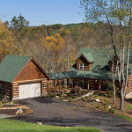 Appalachian Log Homes Custom Home Pictures Cabins