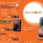 Arc Mobile Phones And Tablet Surprisingly For Everyone