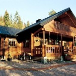 Arctic Mountain Lodge Homes Log Home Kits For Sale