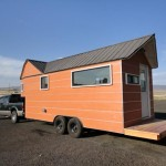 Arizona Couple Moves Into Tiny Home They Gone From