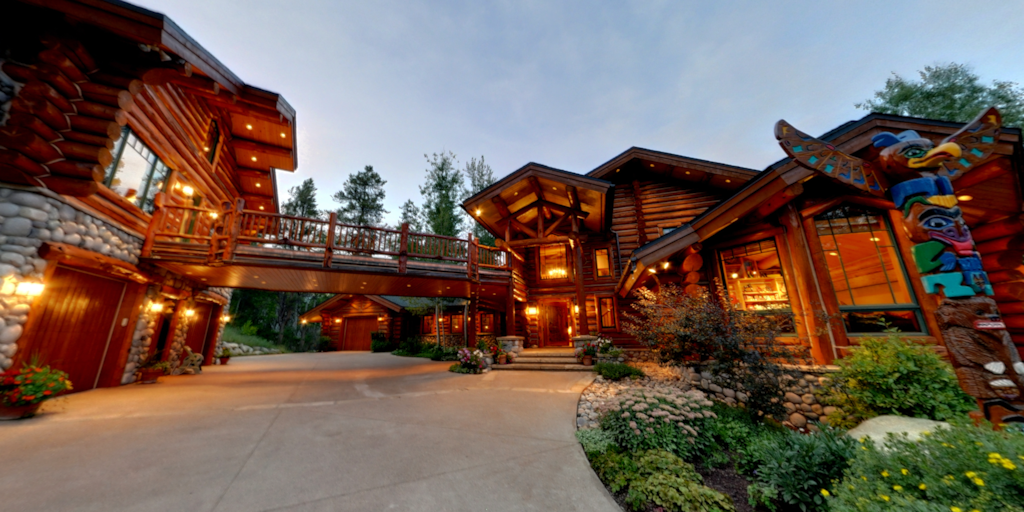Aspen Glen Log Estate Luxury Home For Sale Steamboat Springs