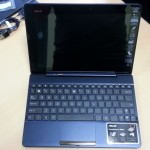 Asus Transformer Pad Docked Into Mobile Dock Dev Blog