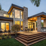 Attractive Prefab Home Toby Long Luxury Prefabricated Modern Residence