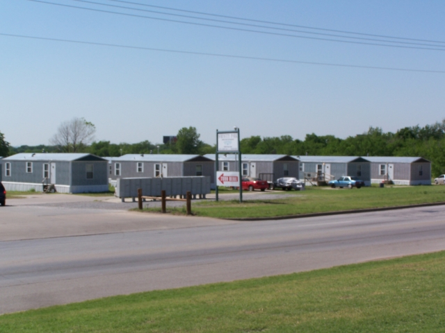 Ave Tulsa Mobile Home Community