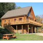 Bad Axe Log Homes Supply Custom Carpentry