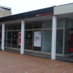 Bank Front View