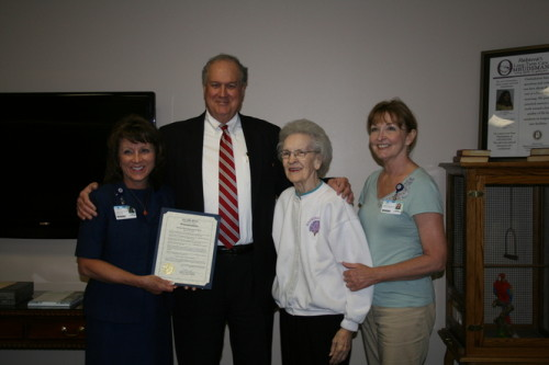 Bay Minette Recognizes Nursing Home Appreciation Week