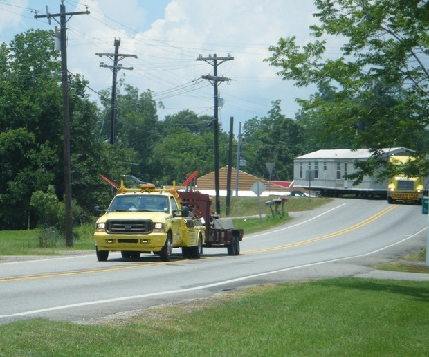 Bayou Mobile Home Transporters Moving