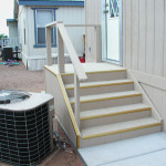Beautiful Custom Steps Dusty