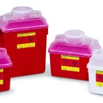 Becton Dickinson Multi Use Nestable Sharps Containers