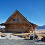 Bed Log Cabin Home For Sale Owner Hwy Whitehall