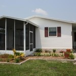 Bedroom Bath Manufactured Mobile Home New Port Richey Florida