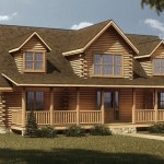 Bedroom Log Cabin Homes Uinta Home Builders Utah