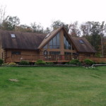 Berkshire County Log Homes Cabins For Sale
