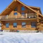 Best Stain For Log Homes
