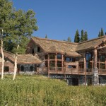 Big Sky Log Home Plan Floor Plans