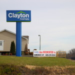Billboards Around Clayton Mobile Homes Former Stanford Location Tell