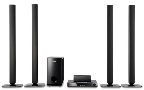 Blu Ray Channel Home Theater System Set Nine Black