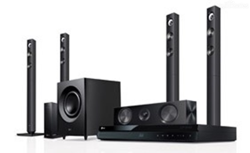 Blu Ray Wireless Home Theatre System Quicksales Listing