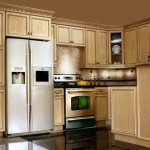 Both Custom Kitchen Cabinets And Prefabricated Are