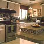 Budget Kitchen Makeover Mobile Home Didn Want Spend Much