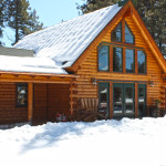 Build Log Home The Coziest Warmest Most Charming Type