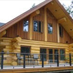 Build Our Dream Log Home Never Expected End