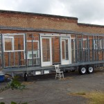 Building Home Made Solar Powered Travel Trailer From The Ground